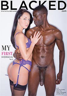 My First Interracial Vol.3-BLACKED