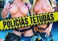 Imagen Policias Tetudas