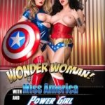 Imagen Wonder Woman With Miss America And Power Girl