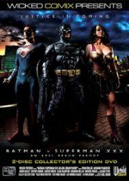 Batman V Superman XXX An Axel Braun Parody