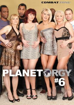 Planet Orgy Vol. 6 Ingles