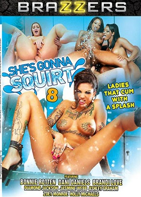 Imagen Brazzers: She's Gonna Squirt 8 (2015) Ingles