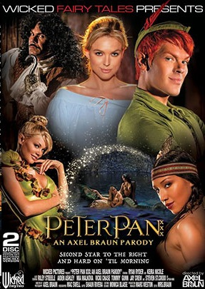 Peter Pan XXX: An Axel Braun Parody (2015) Ingles