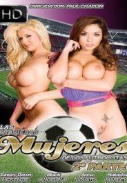 Las traviesas mujeres de los futbolistas Parte 2