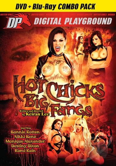 Hot Chicks Big Fangs 2013 DVD