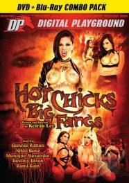 Hot Chicks Big Fangs 2013 DVD
