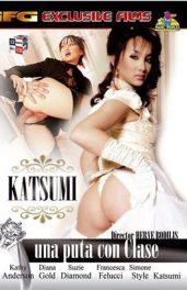 Katsumi una abogada con recursos y que recursos/Katsumi una puta con clase