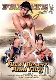 Quad Desert Anal Fury