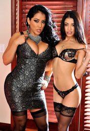 La Academia de Putas de Kiara  (Veronica Rodriguez, Kiara Mia)
