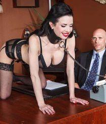Enséñame quien está al cargo (Veronica Avluv)
