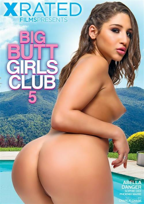 Big Butt Girls Club 5