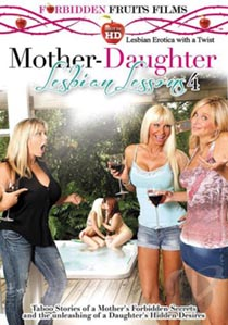 Mother Daughter Lesbian Lessons 4
