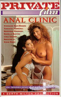 Anal clinic