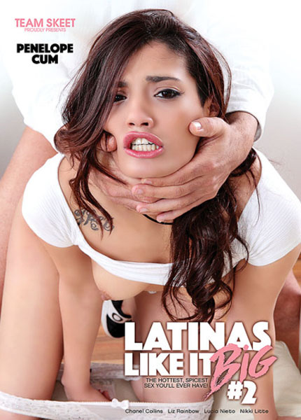 Latinas Like It Big 2