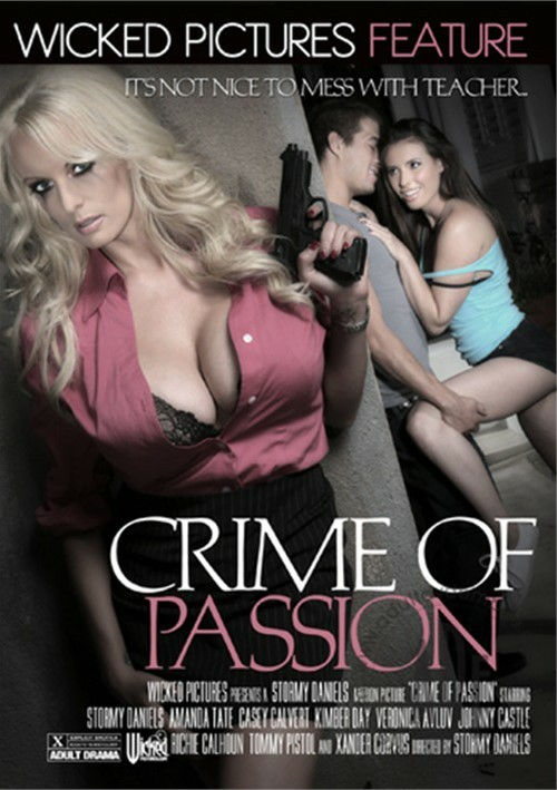 Imagen Crime of passion