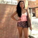 Imagen Hija de militar, estudiante de periodismo y ahora: actriz porno. Paulova la universitaria
