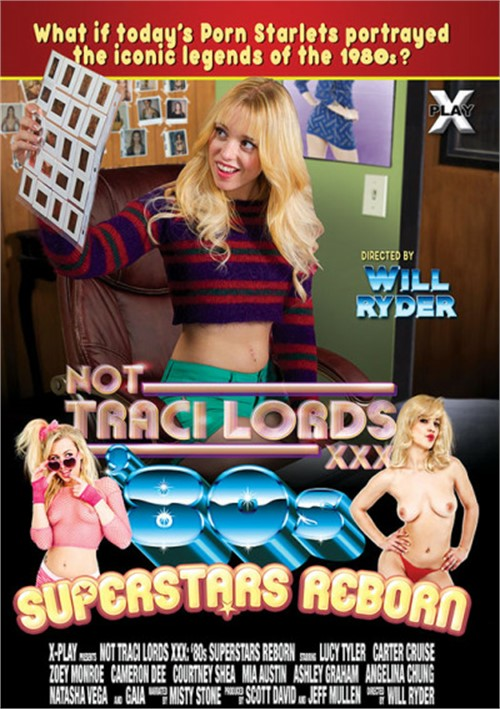 NOT Traci Lords XXX: '80s Superstars Reborn