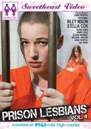 Prison Lesbians Vol. 4