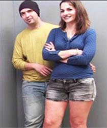 Xavi Y Luna-No Son Liberales Pero Hoy Viviran Esta Experiencia