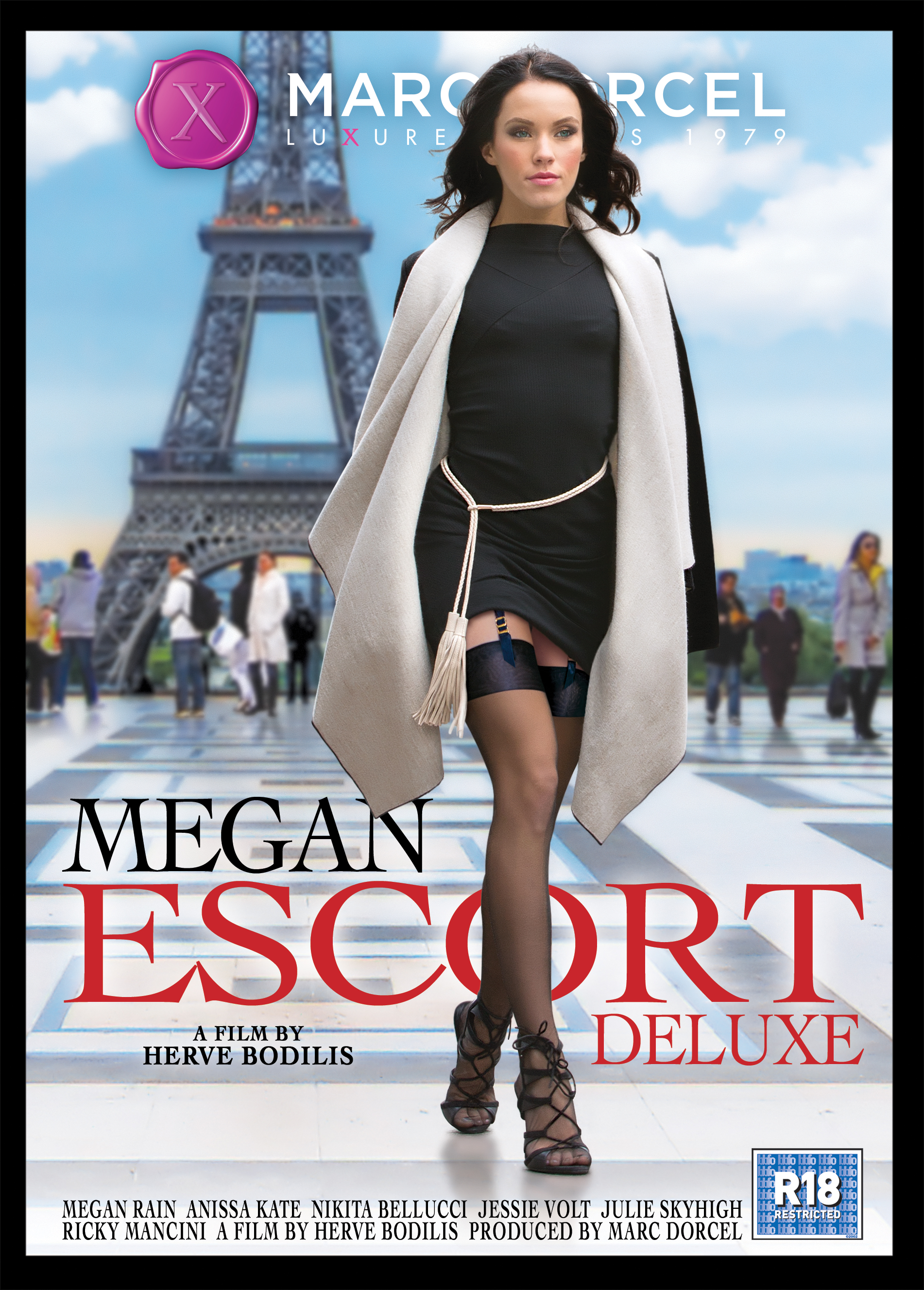 Megan, Escorte de Luxe