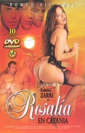 Rosalía en Catania