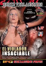 El Violador Insaciable en Español