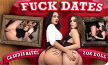 Claudia Bavel Y Zoe Doll-Fuck Dates