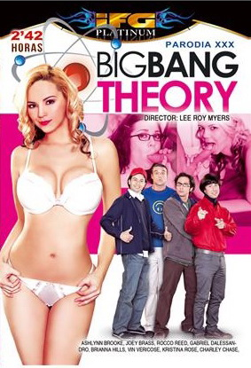 Big bang theory Parodia XXX