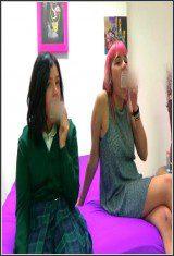 F@kings – 2 Nenas De 18 Años Buscan Rabo Que Las Enseñe: Alba Y Vivi, Siempre Hay Una Primera Vez Para Todo