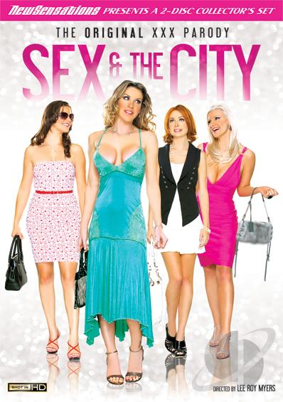 Sex & The City: The Original XXX Parody