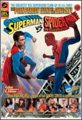 Superman Vs Spiderman XXX An Axel Braun Parody