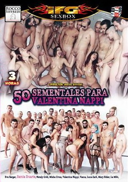 50 Sementales para Valentina Nappi