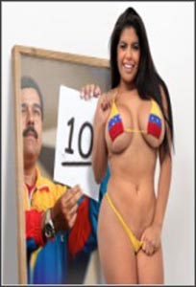 Sheila Ortega-Puro Oro Venezolano