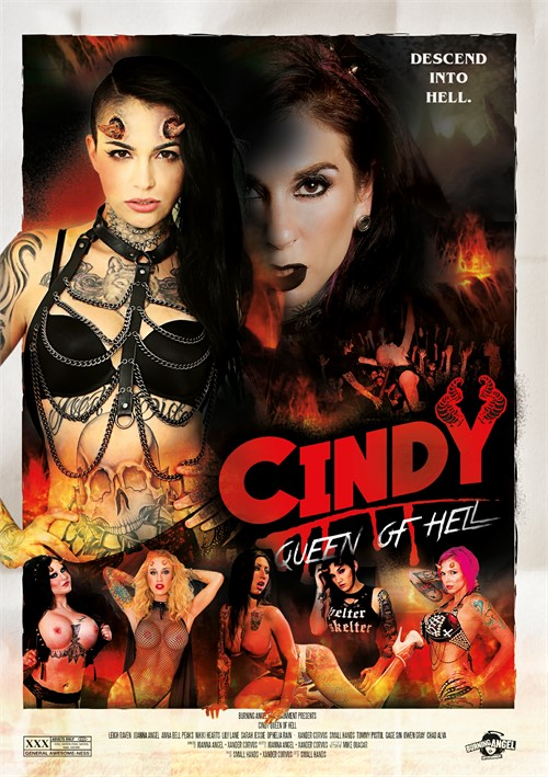 Cindy Queen Of Hell