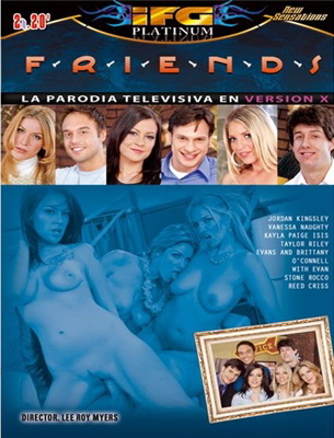 Friends Parodia XXX