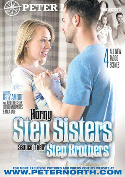 Horny Stepsisters Seduce Their Stepbrothers