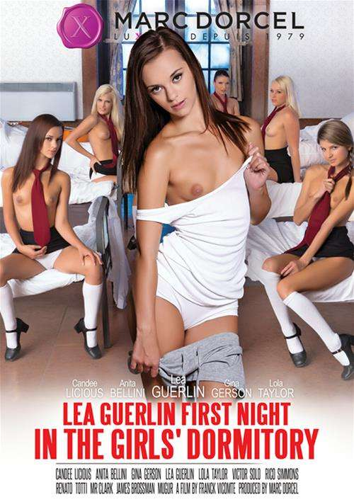 Lea Guerlin: First Night In The Girls' Dormitory