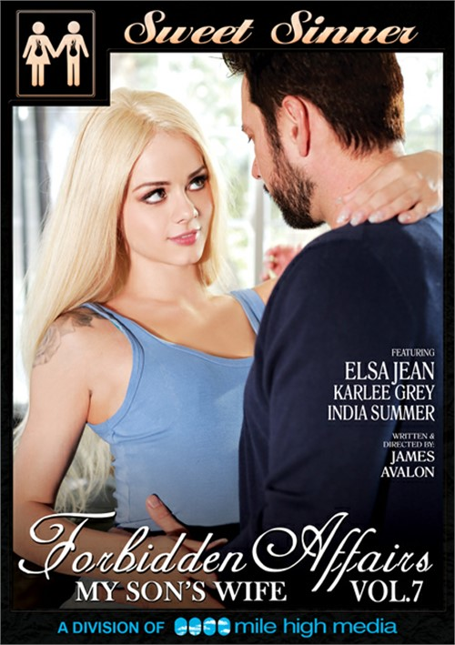 Forbidden Affairs Vol. 7: My Son's Wife