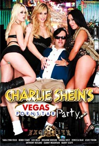 Charlie Sheins Vegas Pornstar Party XXX