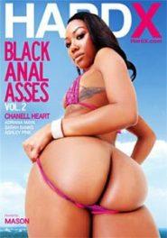 Black Anal Asses 2 [HardX]