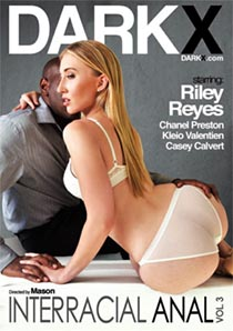 Interracial Anal 3 [DarkX]