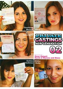Private Castings: New Generation 02