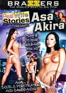 Real Wife Stories: Asa Akira [Brazzers]