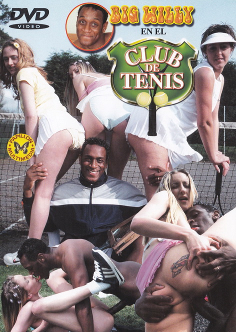 Big Willy en el club de tenis.