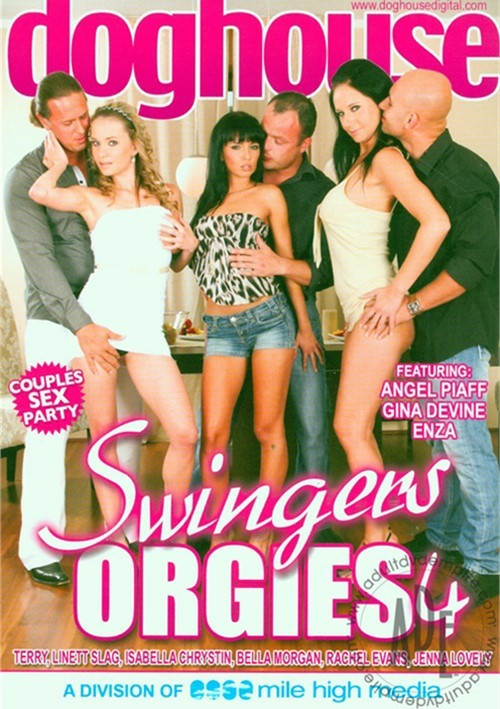 Orgías entre Swingers vol.1