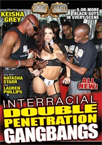 Interracial Double Penetration Gangbangs [BlacksOnBlondes]