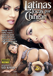 Latinas locas por chingar