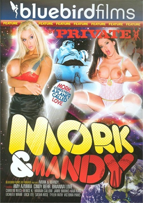 Mork And Mandy Xxx Parody
