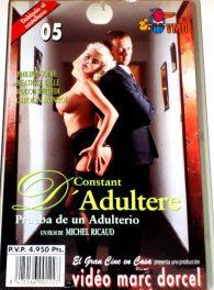 Prueba de adulterio