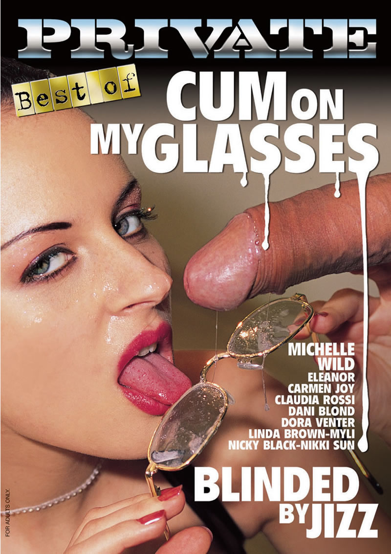 Private Cum On My Glasses